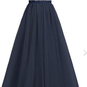 Azazie Odette Separates Tulle Skirt
